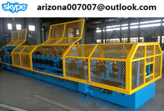 380V Automatic C And Z Purlin Roll Forming Machine Cost Savings