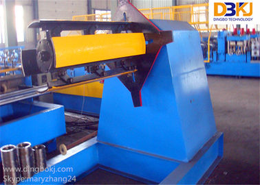 Semi Automatic Slitting Line Machine With Hydraulic Tension Station