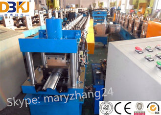 0.3mm-0.6mm Thickness Rolling Shutter Roll Forming Machine / Shutter Door Roll Forming Machine