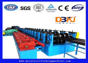 High Speed W Beam Highway Guardrail Forming Machine / Rolling Forming Machine