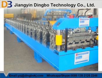 European Roof Panel Roll Forming Machine With Colore Steel Plate