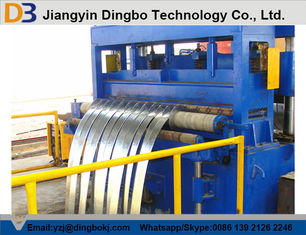 DBSL-8x1600 Steel Sheet Steel Slitting line Production Line with Hydraulic Decoiler