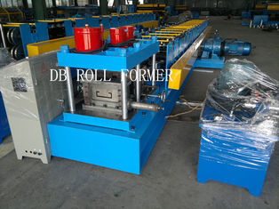 11 KW Hydraulic Unit Steel C Purlins Roll Forming Machine with Automatic Measureing